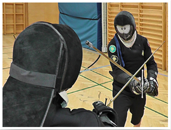 PBT historical fencing