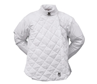 HEMA 800N EVOLUTION full protective jacket for men WHITE